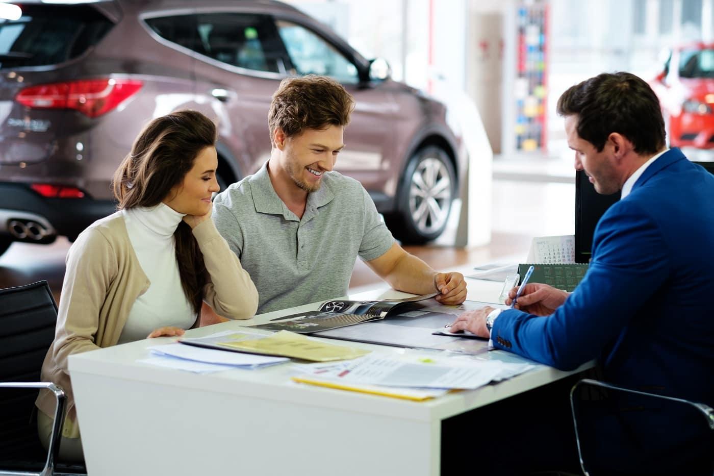 Car Rental Process