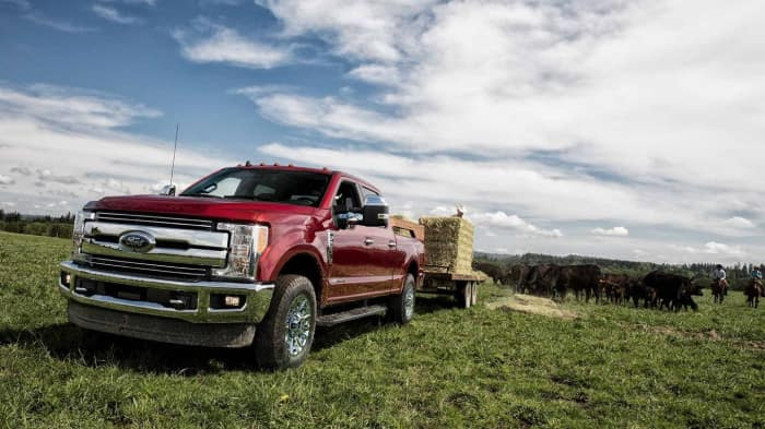 2019 Ford F-350 King Ranch from Sutton Ford Commercial Truck Center