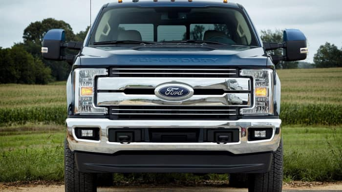 2019 Ford F-350 Limited from Sutton Ford Commercial Truck Center