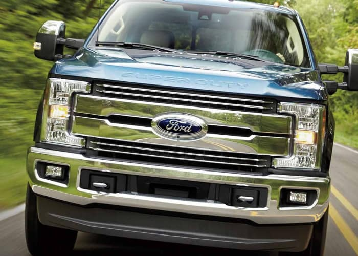 The capable 2019 Ford F-350