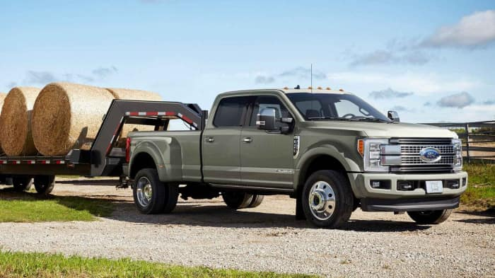 2019 Ford F-350 Platinum from Sutton Ford Commercial Truck Center
