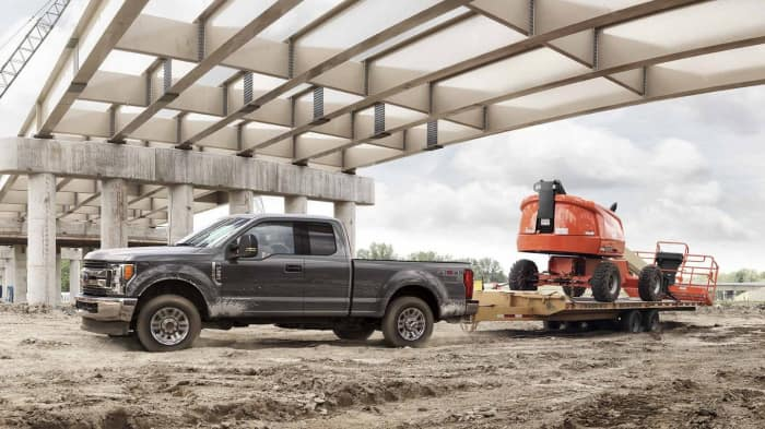 2019 Ford F-350 XL from Sutton Ford Commercial Truck Center