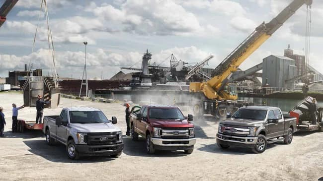 Visit the Sutton Ford Commercial Truck Center, near Frankfurt, IL today