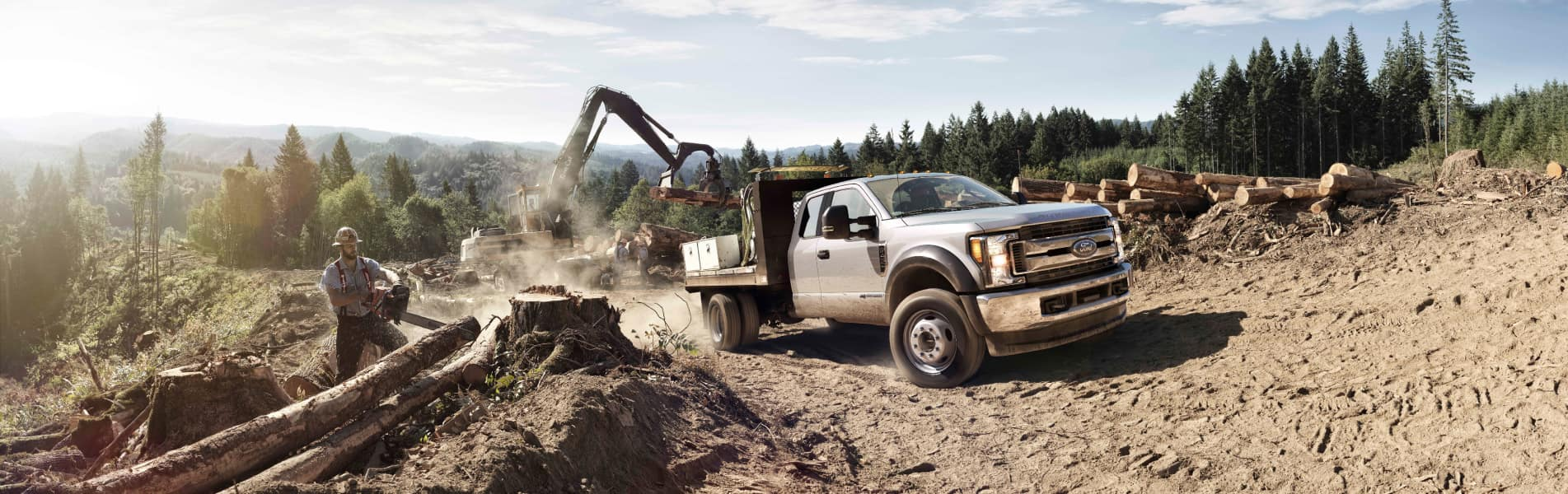 The 2019 Ford F-250 pickup truck available at Sutton Ford Commercial Truck Center