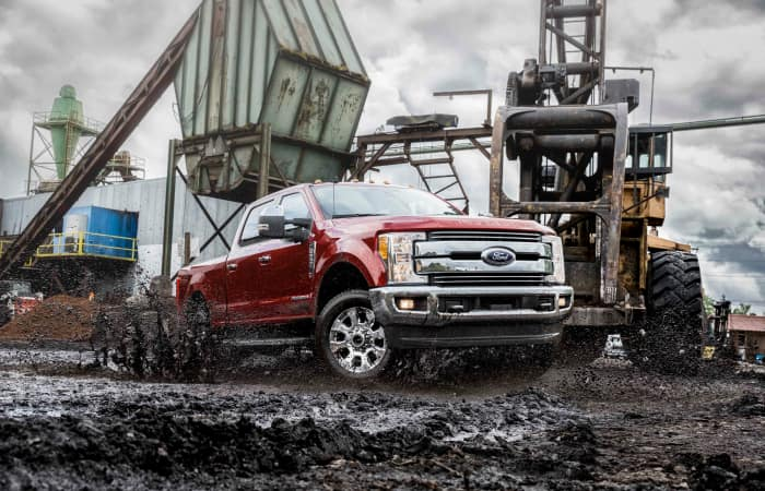 The highly capable 2019 Ford F-250