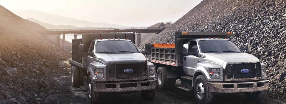 Sutton Ford Commercial Truck Center serves business in Bensenville, IL