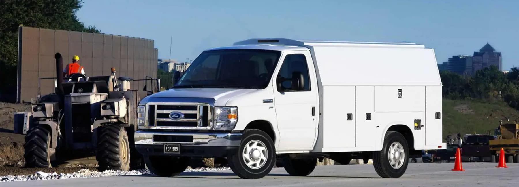 The 2019 Ford E-Series Cutaway available at Sutton Ford Commercial & Fleet