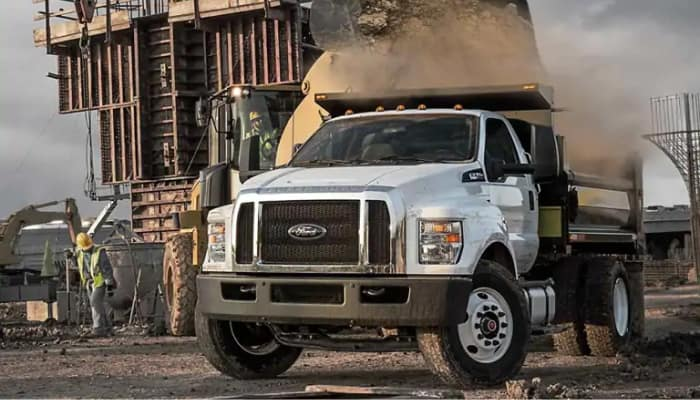 Sutton Ford Commercial Truck Center serves Frankfort, IL