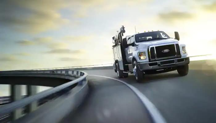Sutton Ford Commercial Truck Center serves New Lenox, IL