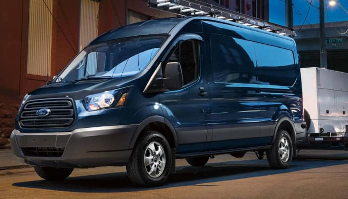 The high performance Ford Transit