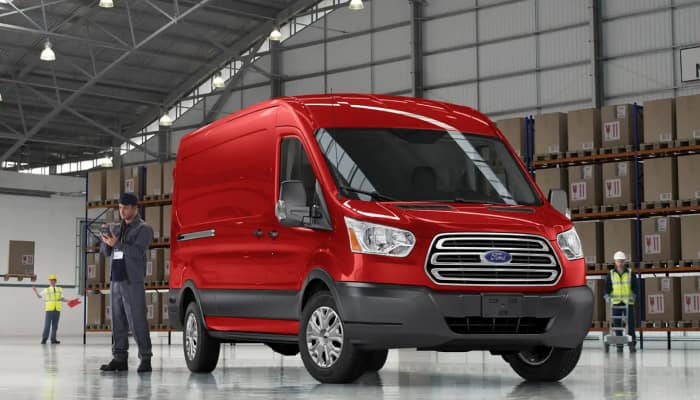 Sutton Ford Commercial & Fleet has many specials on new commercial trucks