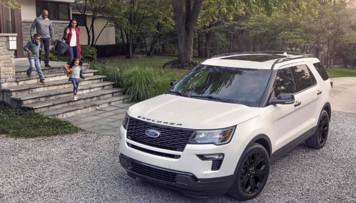 2019 Ford Explorer Financing