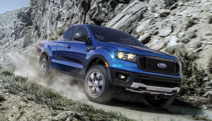 2019 Ford Ranger Financing