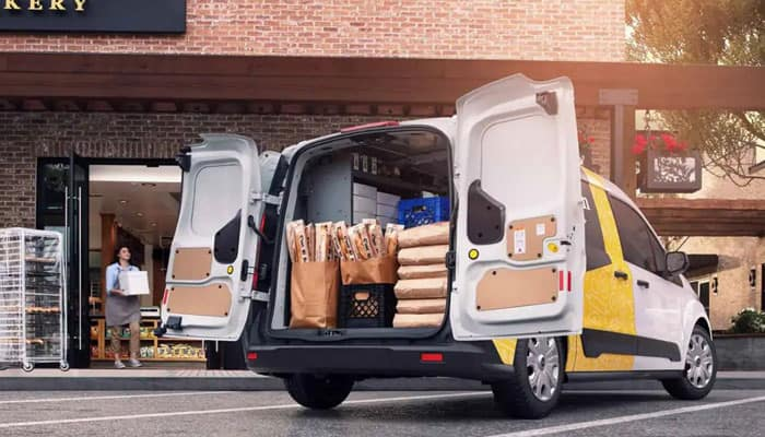2019 Ford Transit Connect Financing
