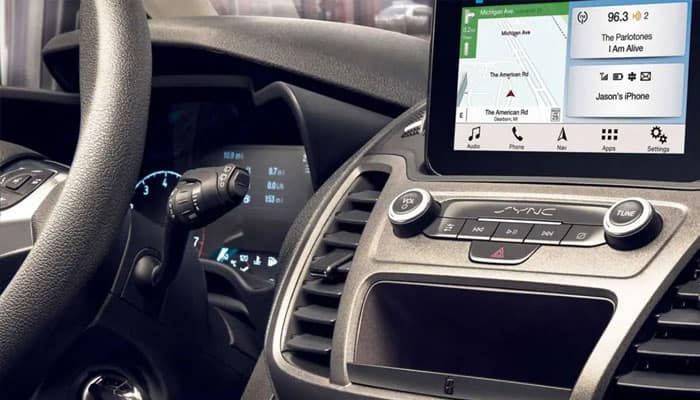 2019 Ford Transit Connect Tech