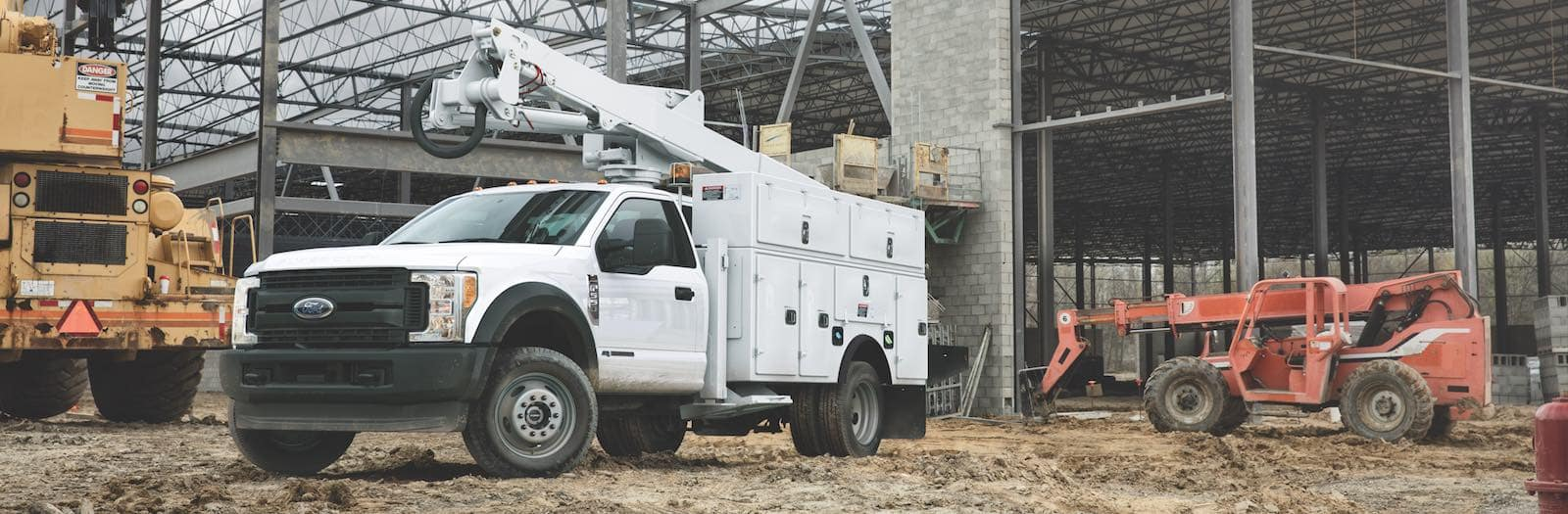 2019 Ford F-550 Engines & Towing Capacity