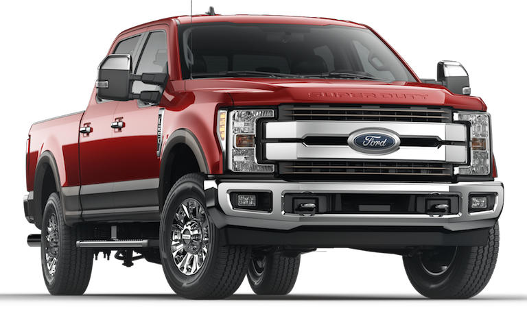 2019 Ford F-250 Super Duty King Ranch®