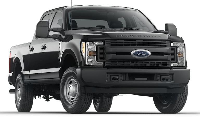 2019 Ford F-250 Super Duty XL