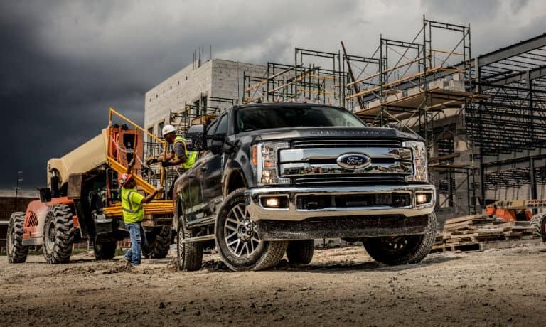 Steel Body Truck