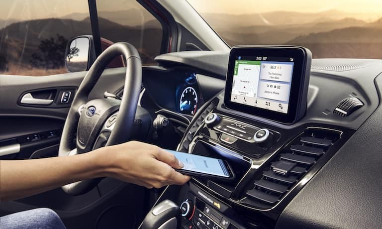 2019 Ford Transit Connect Technology