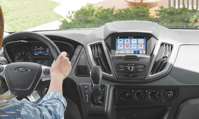2019 Ford Transit Technology