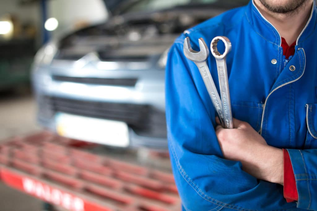 Schedule Service for Vehicle Alignment
