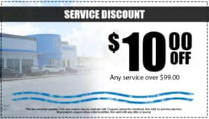 Service Discount