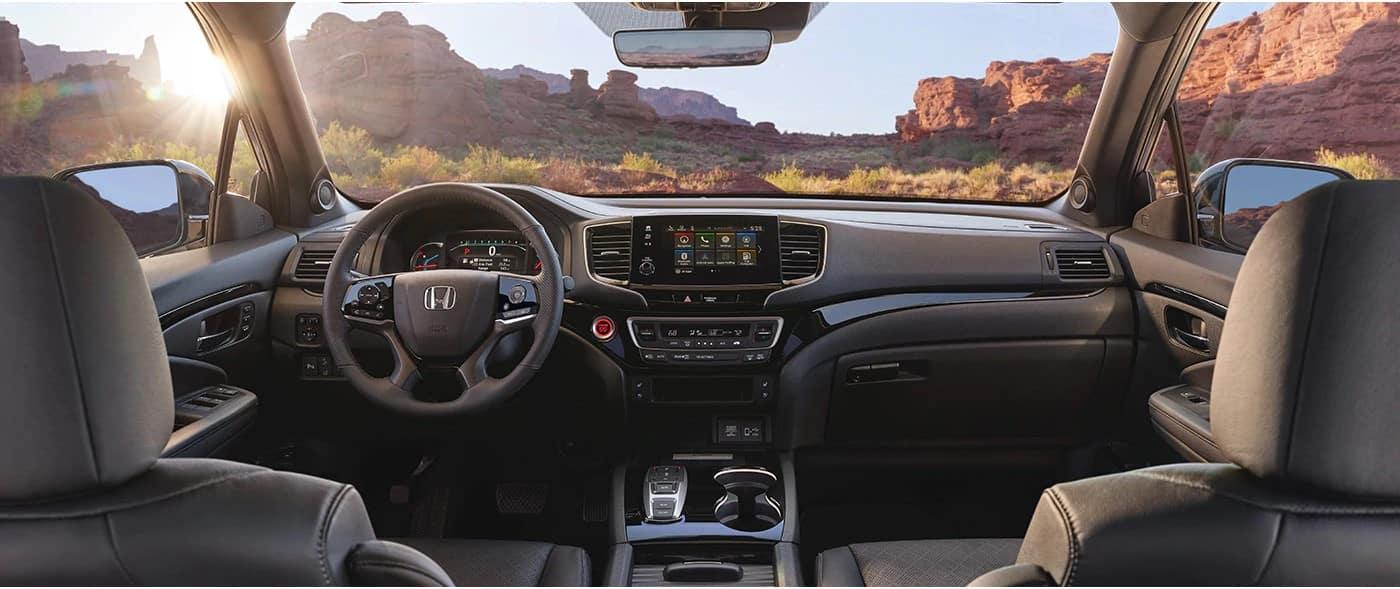 Honda_Passport_Interior_Dashboard