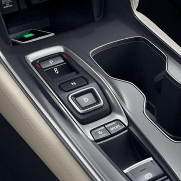 Accord Hybrid Driver Select