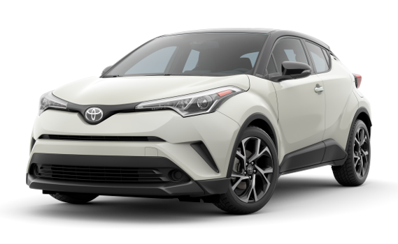 2019 toyota C HR model features 1