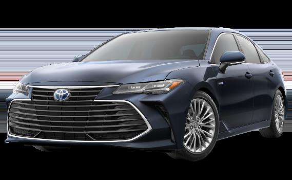 2019 toyota avalon hybrid vehicles main