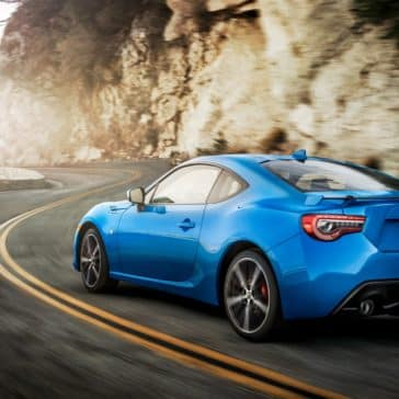 Toyota_86_Blue_Driving_Country_Road
