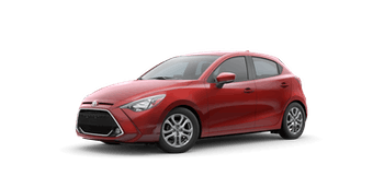Yaris LE Hatchback