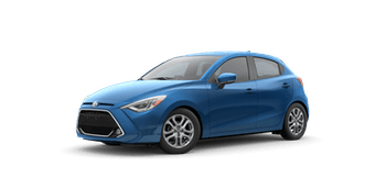 Yaris XLE Hatchback