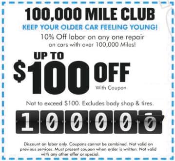 100000 Mile Club