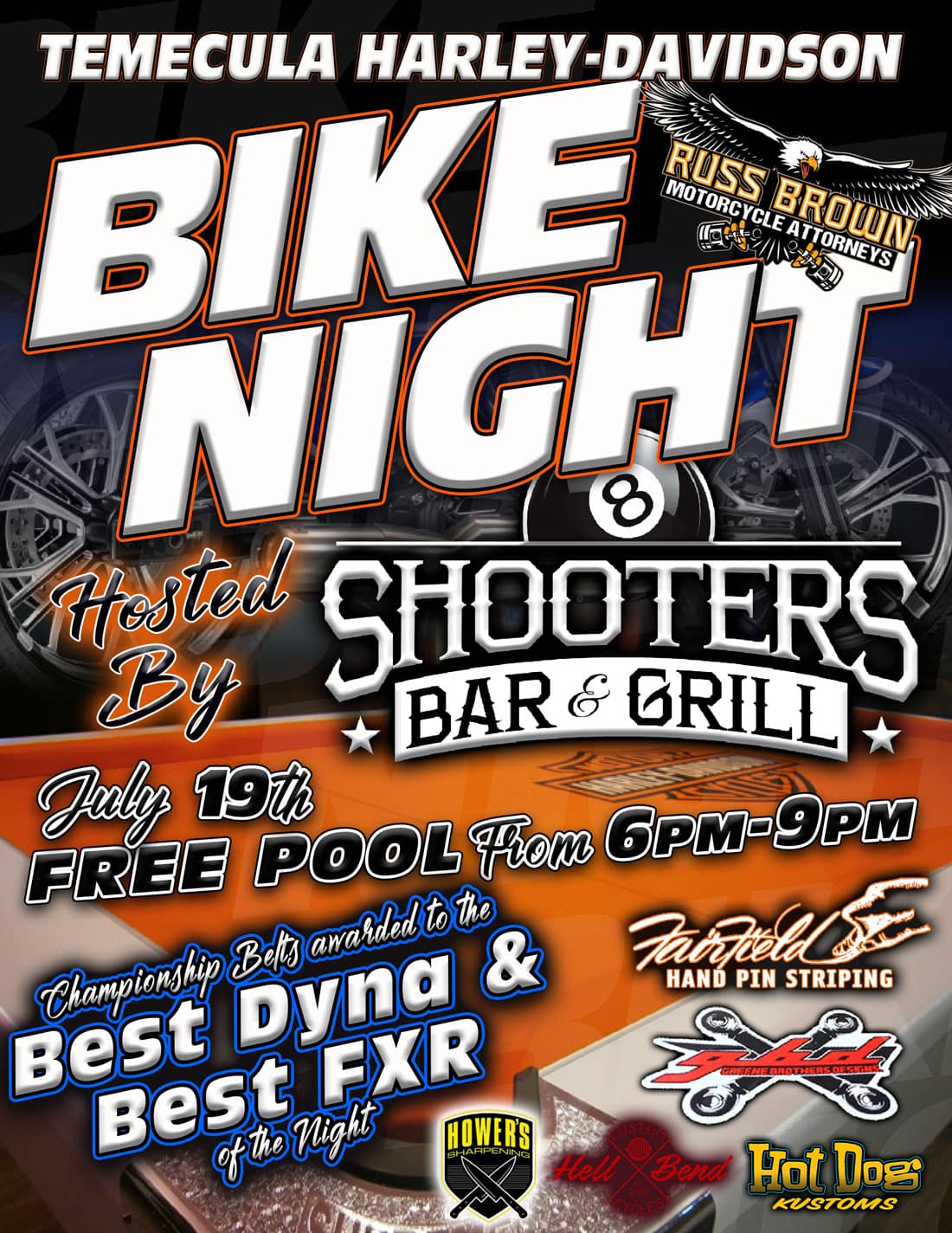 Bike Night Temecula Harley-Davidson