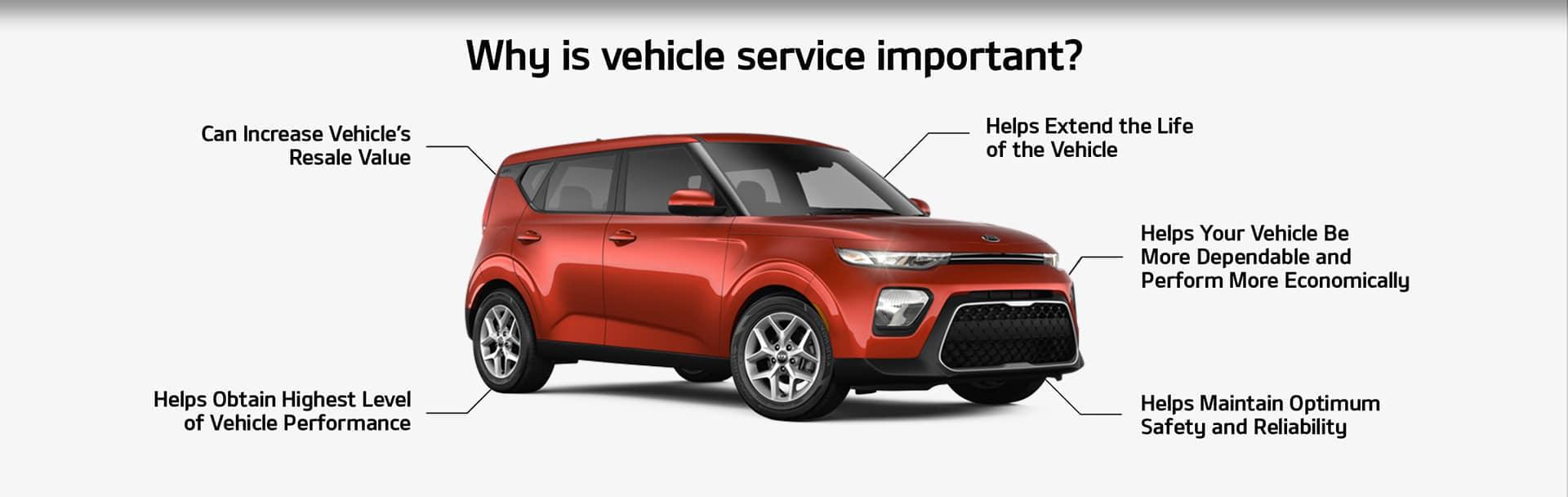 Kia Service is Important