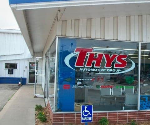 Thys Automotive Logo