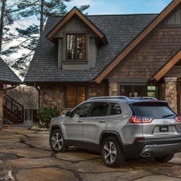 2019 Jeep Cherokee Rear'