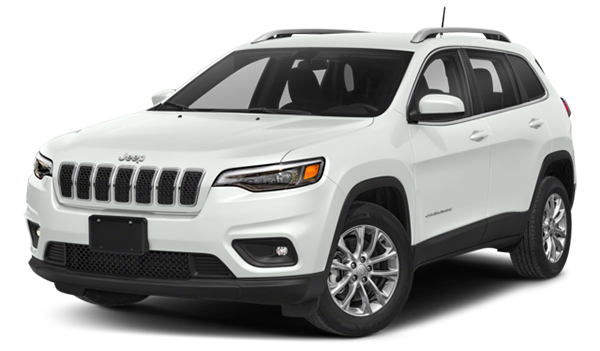 2019 Jeep Cherokee Comparison Image