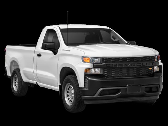 2020 Chevy Silverado Comparison Image