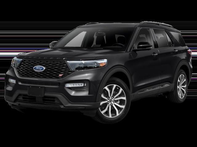 2020 Ford Explorer Exterior Image