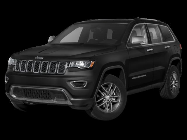 2020 Jeep Grand Cherokee exterior image