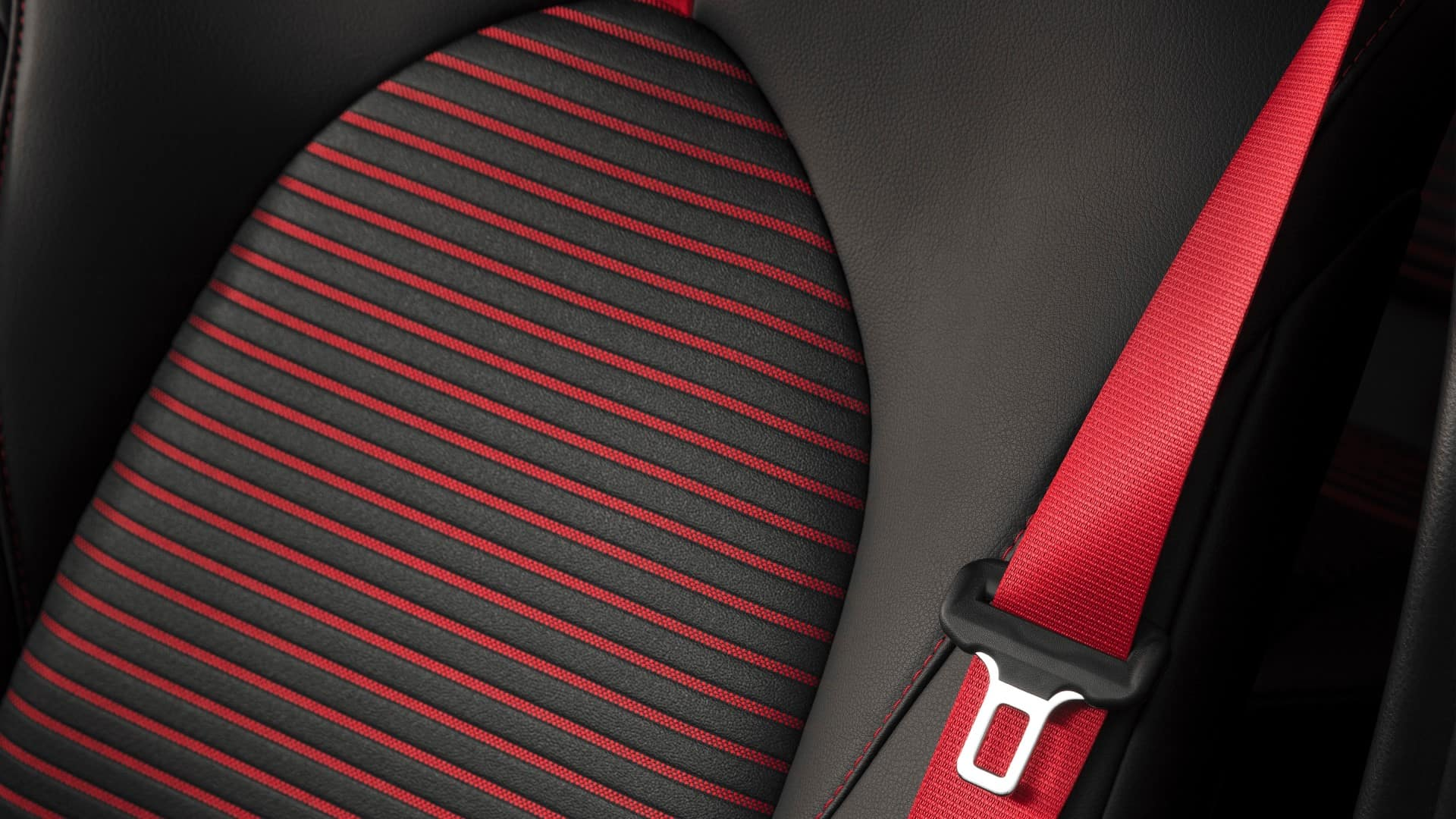 Toyota_Camry_TRD_Red_And_Black_Seat