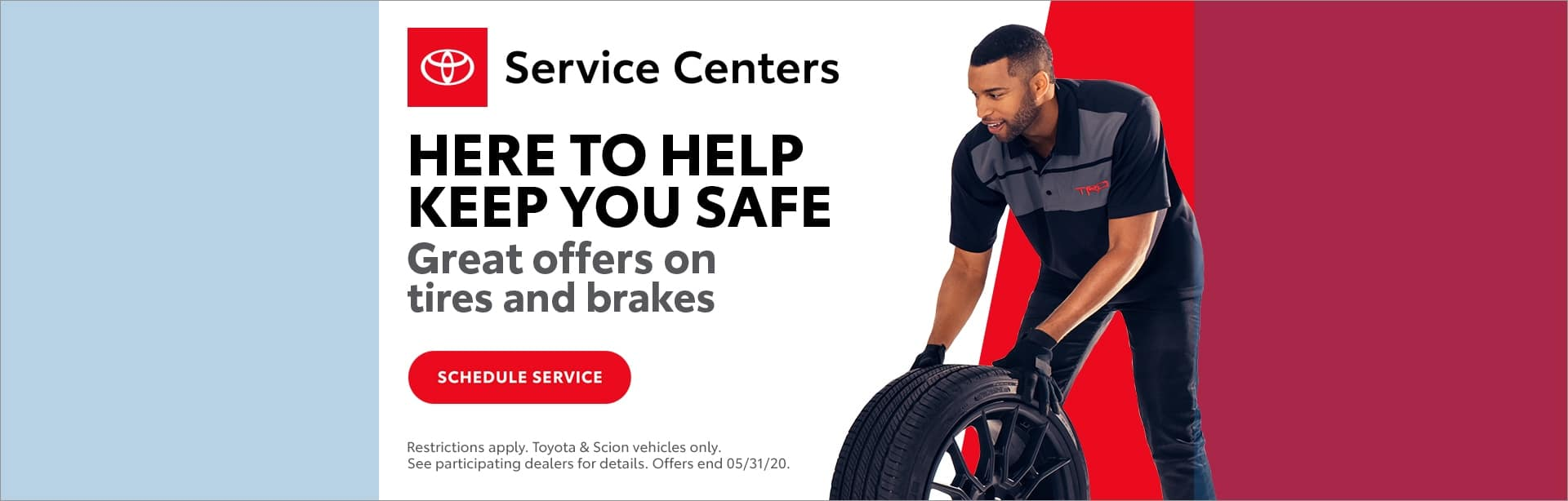 Toyota of Merrilville Tires and Brakes Offers