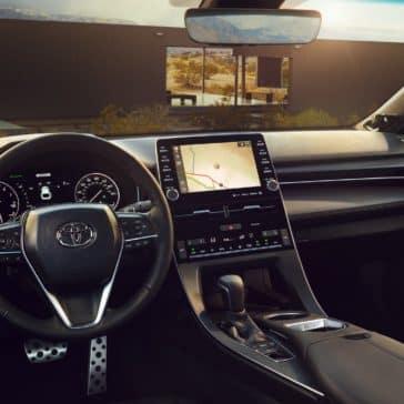 Toyota_Avalon_Interior_Dashboard