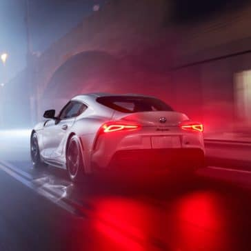 Toyota_Supra_Driving_At_Night