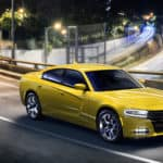 charger yellow