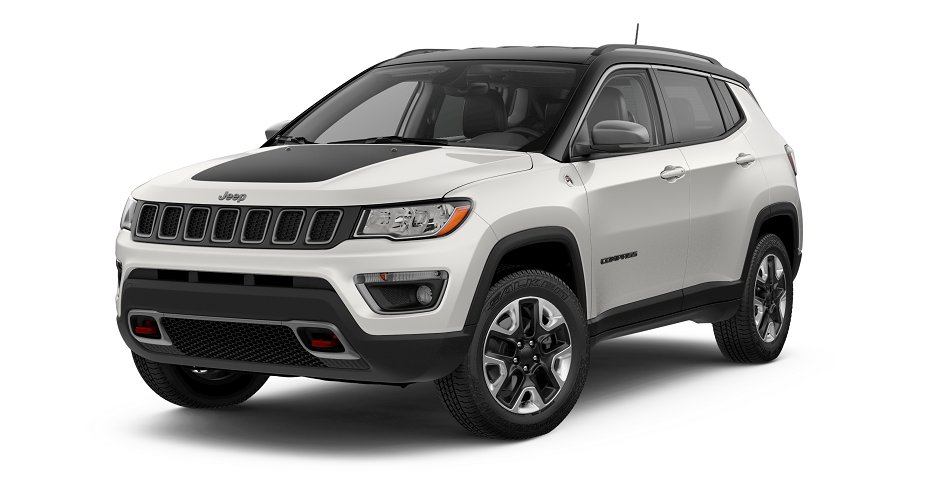 Jeep Compass Driver-Assistant Safety Features