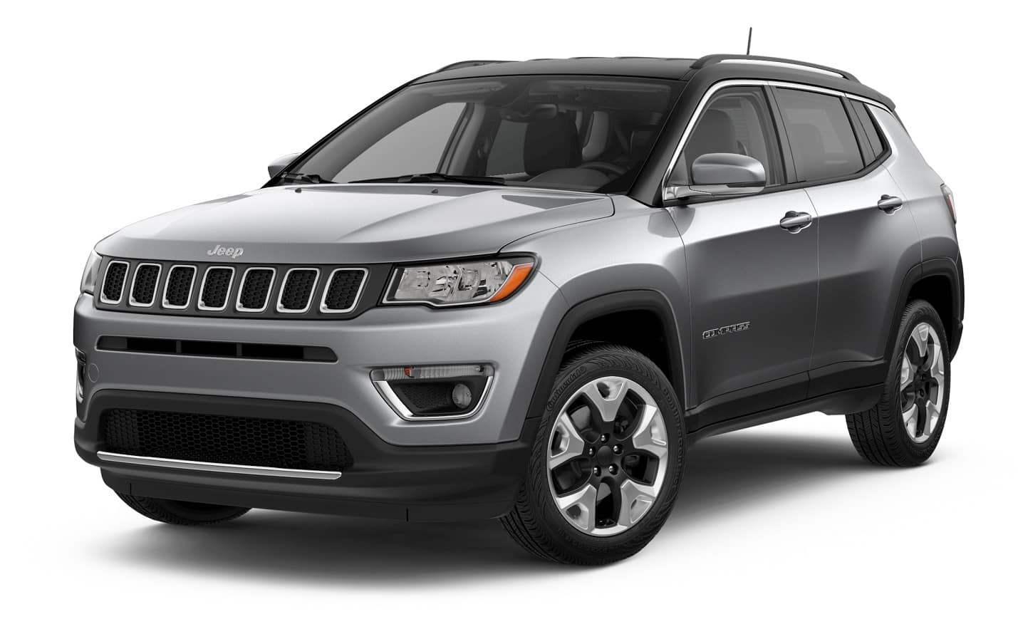 2019 Jeep Compass Limted Billet Silver Metallic Clear Coat